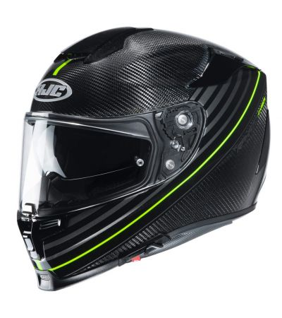 ΚΡΑΝΟΣ FULL FACE HJC RPHA 70 ARTAN MC4H CARBON FLUO