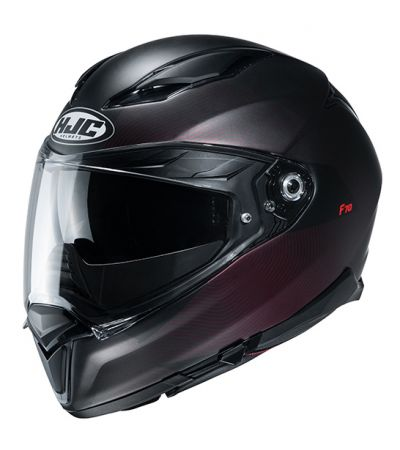 ΚΡΑΝΟΣ FULL FACE HJC F70 SAMOS MC1SF MATT BLACK RED