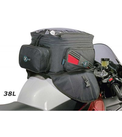 TANK BAG OXFORD FIRST TIME ΜΑΓΝΗΤΙΚΟ 38LT