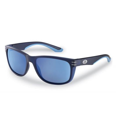 ΓΥΑΛΙΑ ΗΛΙΟΥ FLYING FISHERMAN DOUBLE HEADER SMOKE/BLUE MIRROR POLARIZED 7873