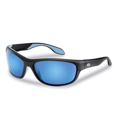 ΓΥΑΛΙΑ ΗΛΙΟΥ FLYING FISHERMAN CAYO MATTE BLACK/BLUE MIRROR POLARIZED