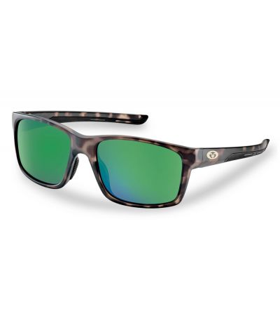 ΓΥΑΛΙΑ ΗΛΙΟΥ FLYING FISHERMAN FREELINE MATTE TORTOISE GRN MIRROR 7706