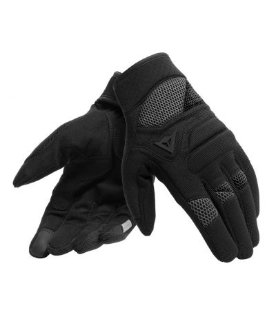 ΓΑΝΤΙΑ DAINESE FOGAL UNISEX BLACK ANTHRACITE