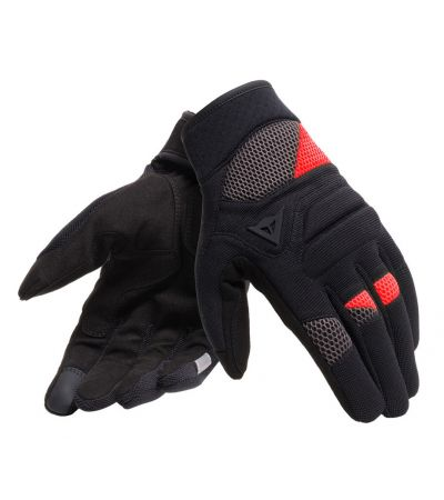 ΓΑΝΤΙΑ DAINESE FOGAL UNISEX BLACK RED