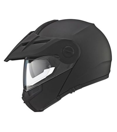 ΚΡΑΝΟΣ FLIP UP ENDURO SCHUBERTH E1 MATT BLACK