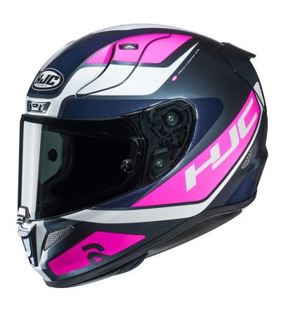 ΚΡΑΝΟΣ FULL FACE HJC RPHA 11 SCONA MC8 BLUE/PINK/WHITE