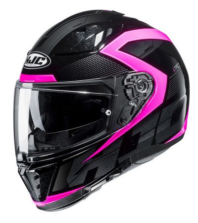 ΚΡΑΝΟΣ FULL FACE HJC i70 ASTO MC8 BLACK PINK