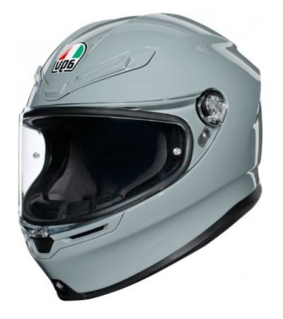 ΚΡΑΝΟΣ FULL FACE AGV K6 NARDO GREY