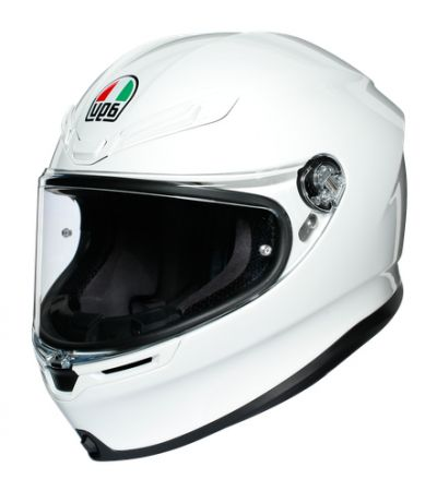 ΚΡΑΝΟΣ FULL FACE AGV K6 MONO WHITE