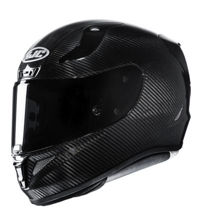 ΚΡΑΝΟΣ FULL FACE RPHA 11  SOLID BLACK CARBON