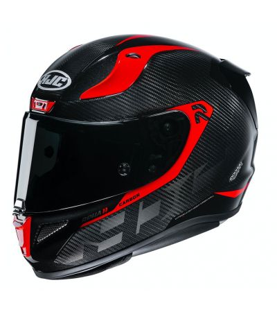ΚΡΑΝΟΣ FULL FACE HJC RPHA 11 BLEER MC1 CARBON RED
