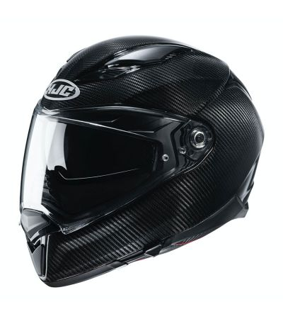 ΚΡΑΝΟΣ FULL FACE HJC F70 CARBON SOLID BLACK