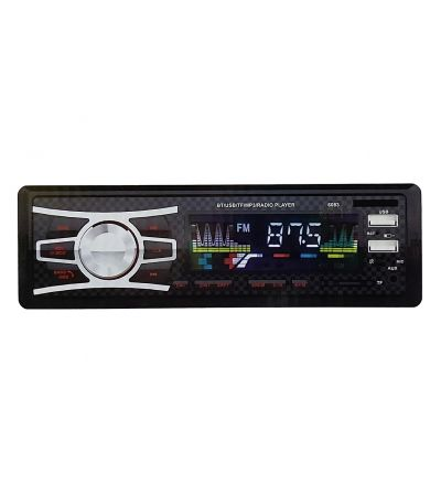 RADIO MP3/USB/SD/AUX PLAYER ΑΥΤΟΚΙΝΗΤΟΥ CARBON OEM GT6083
