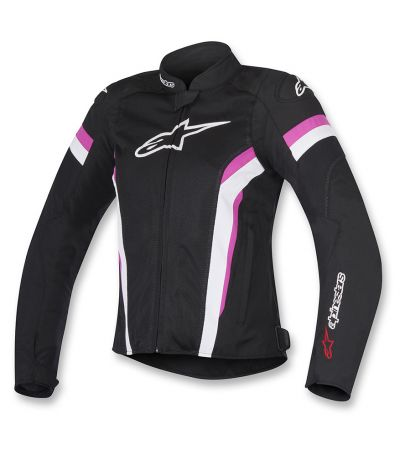 ΜΠΟΥΦΑΝ ΜΗΧΑΝΗΣ ΚΑΛΟΚΑΙΡΙΝΟ ALPINESTARS STELLA T-GP PLUS R V2 AIR BLACK/WHITE/FUCHSIA
