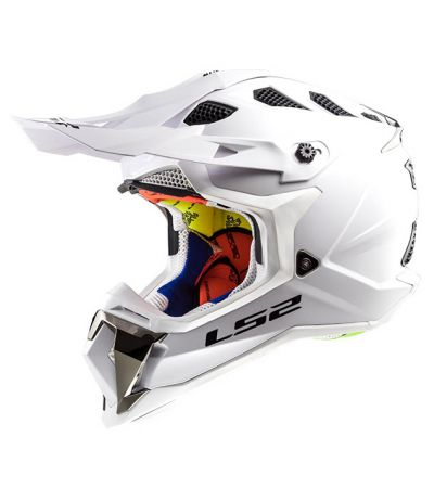 ΚΡΑΝΟΣ ENDURO LS2 SUBVERTER MX470 SOLID WHITE