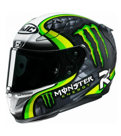 ΚΡΑΝΟΣ FULL FACE HJC RPHA11 CRUTCHLOW STREAMLINE MC4