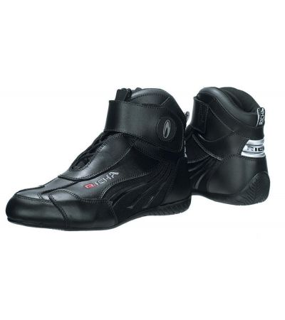 RICHA  WATERPROOF KART BOOTS ΔΕΡΜΑΤΙΝΕΣ