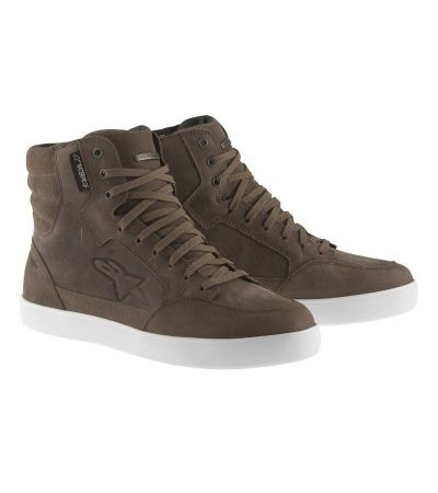 ALPINESTARS J-6 WATERPROOF BROWN