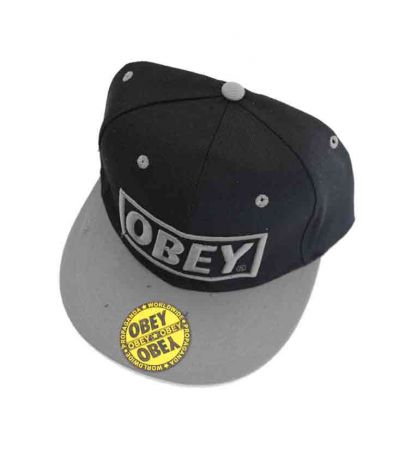 ΚΑΠΕΛΟ  OBEY GREY KIDS