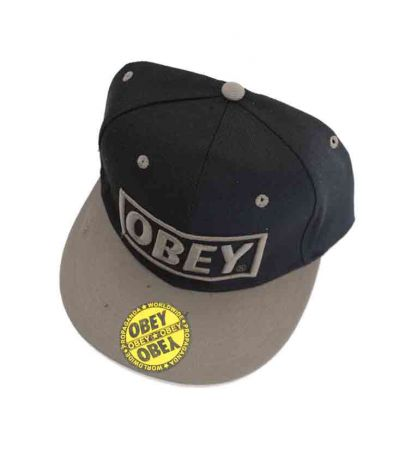 ΚΑΠΕΛΟ  OBEY LIGHT BROWN KIDS
