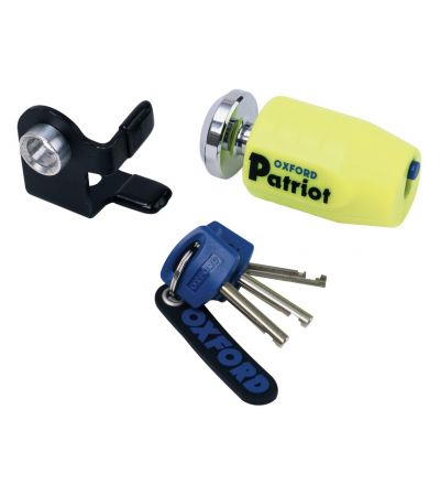 OXFORD PATRIOT DISC LOCK OF40