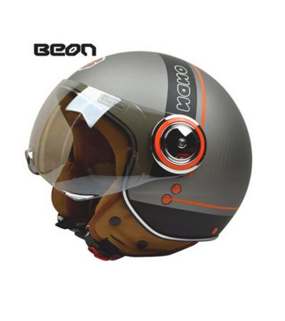 BEON OPEN FACE B110B GREY