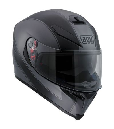 AGV K5 S ENLACE BLACK MATT/GREY