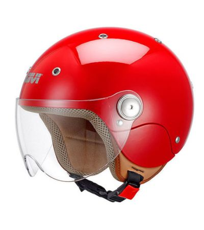 GIVI HJ03 JUNIOR 3 GLOSS RED