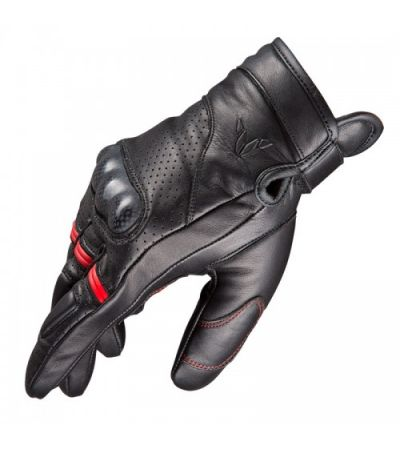 NORDCAP GT-CARBON BLACK-RED