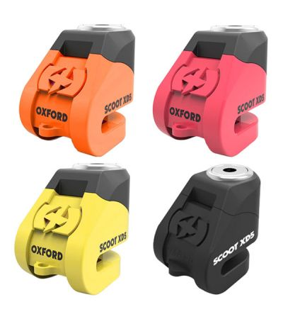 OXFORD SCOOT XD5 DISC LOCK 5MM