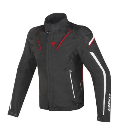 Dainese Stream Line D-DRY Black/Red/White