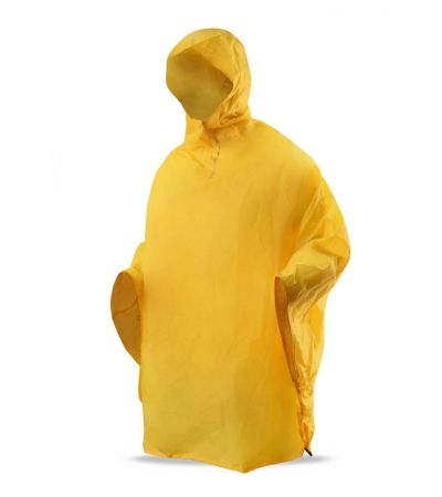 ΑΔΙΑΒΡΟΧΟ PONCHO TRIMM RAINCOAT YELLOW