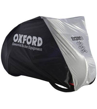 OXFORD AQUATEX TRIPLE BICYCLE COVER CC102