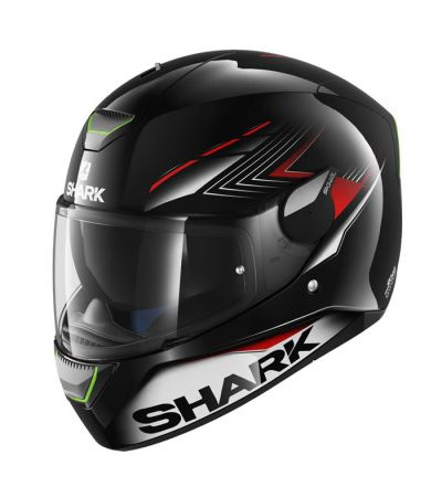 SHARK SKWAL MATADOR KRS BLACK-RED