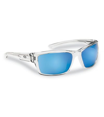 FLYING FISHERMAN COVE CRYSTAL BLUE MIRROR  POLARIZED