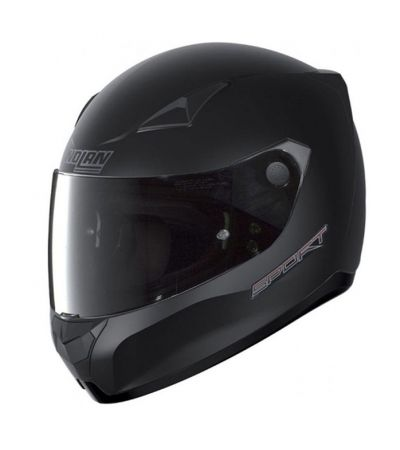 ΚΡΑΝΟΣ FULL FACE NOLAN N60-5 SPORT FLAT BLACK