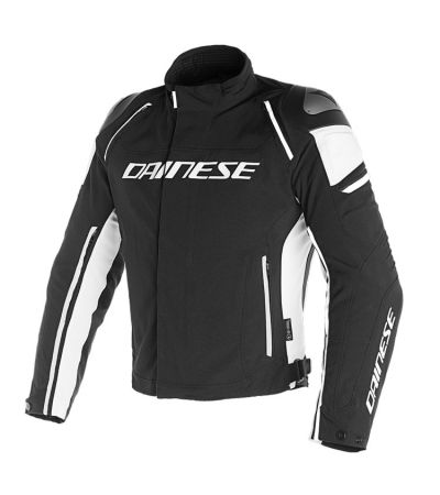 DAINESE RACING 3 D-DRY BLACK/BLACK/WHITE