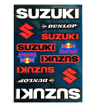 SUZUKI STICKER COLLECTION