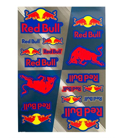 RED BULL STICKER COLLECTION