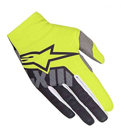 ALPINESTARS DUNE 2 YELLOW FLUO BLACK