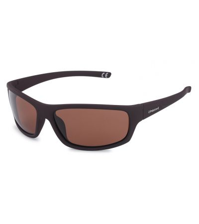 AMERICAN OPTICAL POLARIZED PL66 BROWN
