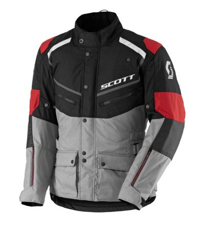 SCOTT TURN ADV DP BLACK/GREY/RED