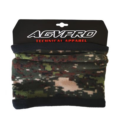AGVPRO MICRO FLEECE NECK WARMER CAMO