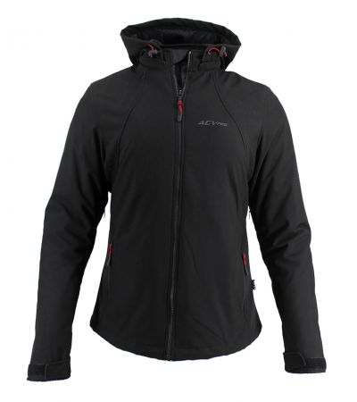 AGVPRO SECRET-DR SOFT SHELL LADIES JACKET BLACK