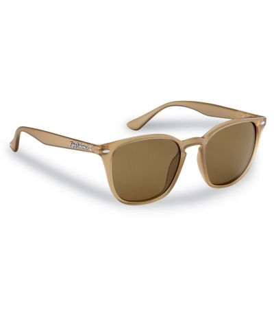 FLYING FISHERMAN MURIEL CRYSTAL SAND/AMBER 7881 POLARIZED
