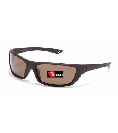 AMERICAN OPTICAL POLARIZED PL56 BROWN