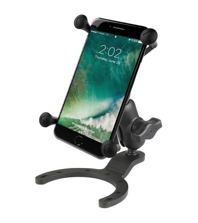 RAM® X-GRIP® PHONE MOUNTS ΜΕ ΒΑΣΗ ΣΤΗΡΙΞΗΣ TANK BASE