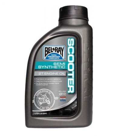 BEL-RAY SCOOTER 2T ENGINE OIL 1LTR