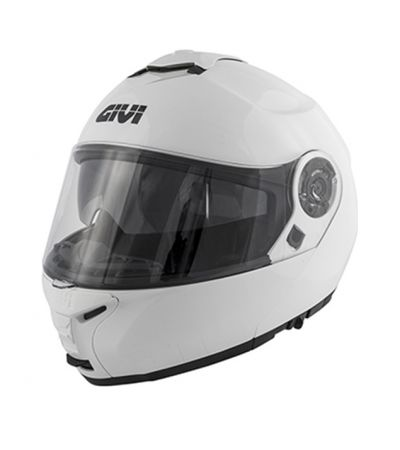 ΚΡΑΝΟΣ FLIP UP GIVI HX20 GLOSS WHITE