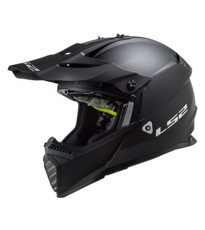 ΚΡΑΝΟΣ ENDURO LS2 FAST EVO MX437 MATT BLACK